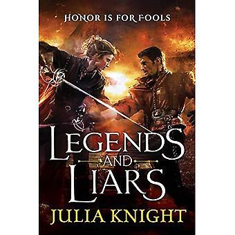 Legendes en leugenaars (Duelists)