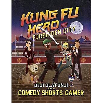 Héroe de Kung Fu y la ciudad prohibida: una novela gráfica de ComedyShortsGamer