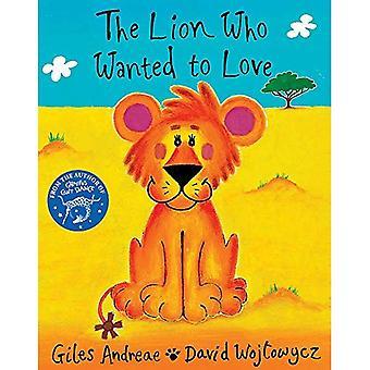 Lejonet som ville kärlek (Orchard bilderböcker)