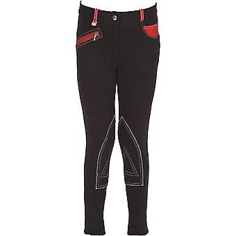 HyPERFORMANCE Childrens/Kids Jean Look Jodhpurs