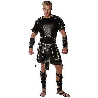 Spartaanse Man volwassen kostuum