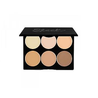 Sleek Makeup krämen Contour Kit ~ ljus