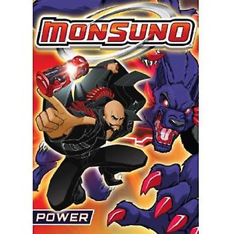 Monsuno: Power [DVD] USA import