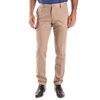 Altea Ezbc048002 Men's Beige Cotton Pants
