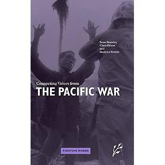 Konkurrierender Stimmen aus der Pazifik-Krieg kämpfen Worte von Brawley & Sean