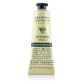 Crabtree & Evelyn Summer Hill Softening Hand Therapy - 25ml/0.86oz