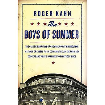 The Boys of Summer by Roger Kahn - 9780060883966 Book