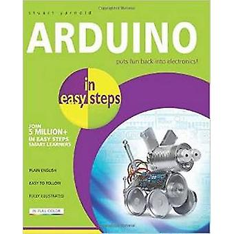 Arduino in Easy Steps by Stuart Yarnold - 9781840786330 Book