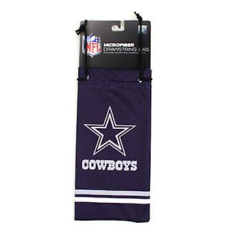 Dallas Cowboys NFL microfiber briller taske
