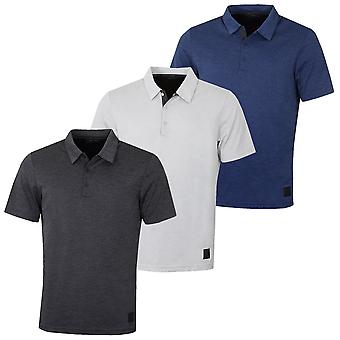 adidas Golf Herren adicross Übergang No-Show Polo Shirt