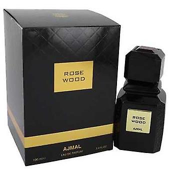 Ajmal Rose Wood av Ajmal Eau de Parfum spray 3,4 oz (kvinner) V728-542011