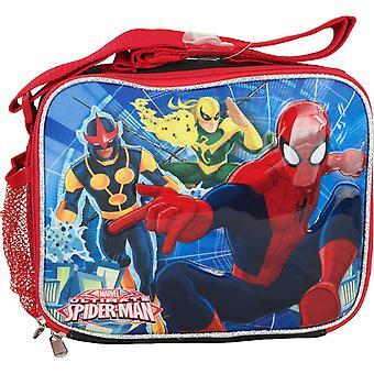 Bolsa de almuerzo - Marvel - Ultimate Spiderman - Attack Boys Case Nuevo 658182