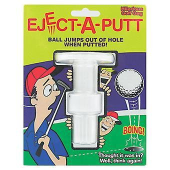 Eject-A-Putt Golf nieuwigheid gift Fun