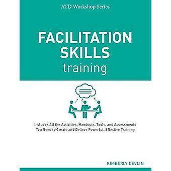 مهارات التيسير التدريب حسب دفلين كيمبرلي-كتاب 9781607280996