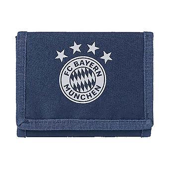 2019-2020 Bayern Munich Adidas Wallet (Navy)