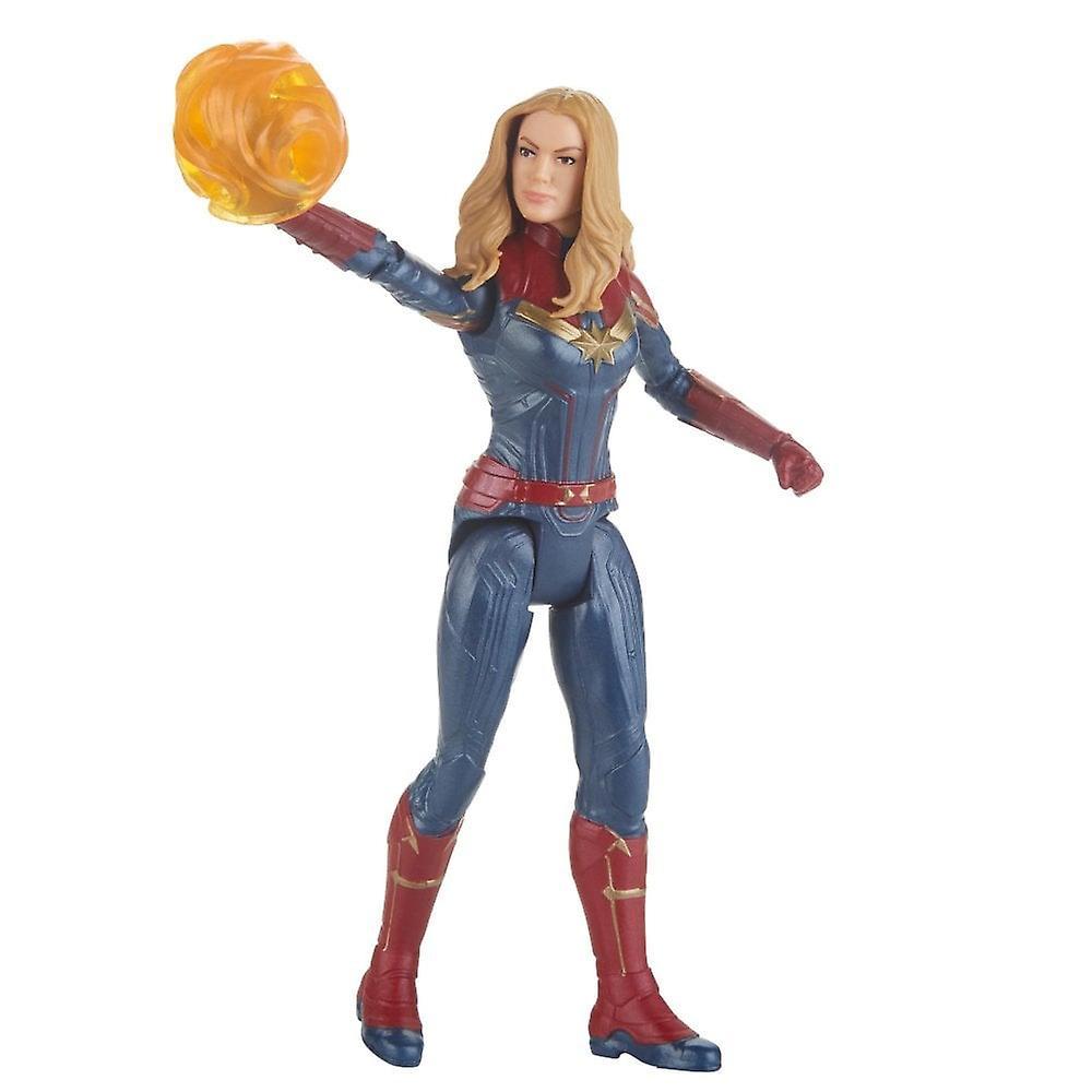 Marvel Avengers kapten Marvel Endgame 6 tums Action figur