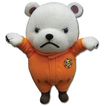 Plush - One Piece - New Bepo 8'' Soft Doll Toys Anime Licnesed ge52551