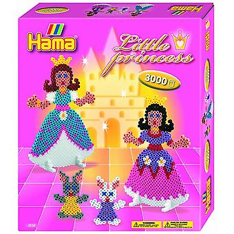 Hama lille prinsesse perle sæt