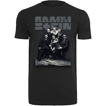 Rammstein Shirt - Band Photo black
