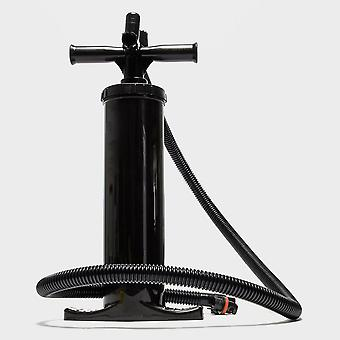 New Berghaus Air Tent Pump Black