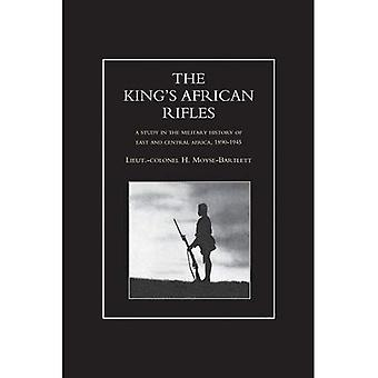 KÖNIG'S AFRICAN RIFLES. A Study in the Military History of East and Central Africa, 1890-1945 Volume Two