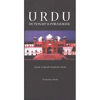 Urdu-English/English-Urdu Dictionary and Phrasebook: Romanised (Hippocrene Dictionary and Phrasebook)