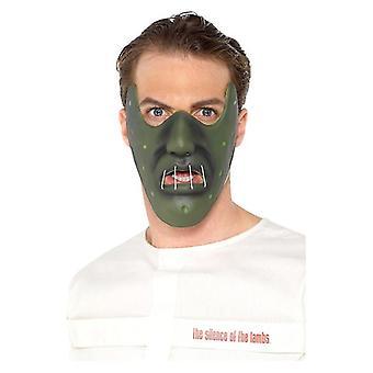 子羊拘束マスク デザインの凝った服アクセサリーのメンズ沈黙