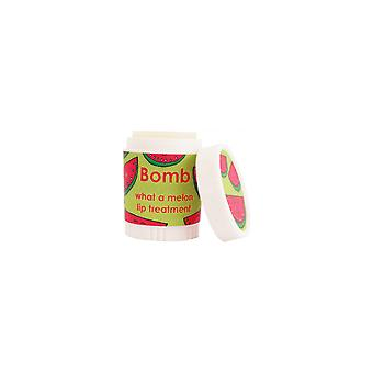 Bomb Cosmetics Intense Lip Treatment - What A Melon