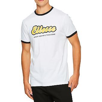 Ellesse Maccio T-Shirt White 41
