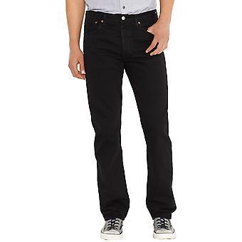 Levi's 501 Original Denim Jeans Black 50