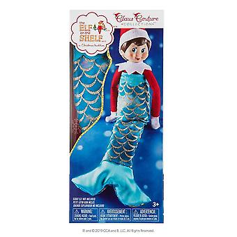 Elf On The Shelf  - Claus Couture - Mermaid Tail- (Scout Elf Not Included)