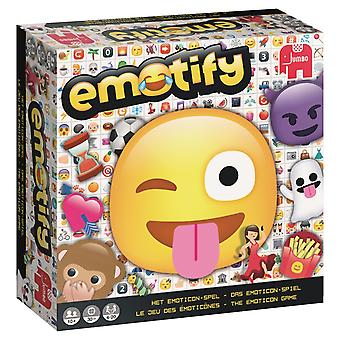 Jumbo Emotify Board Game