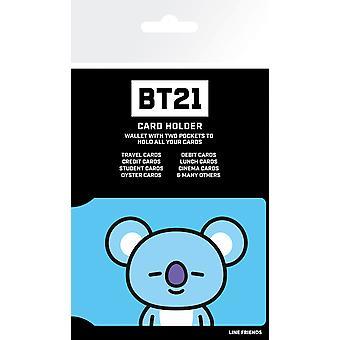 BT21 Koya Kartenhalter