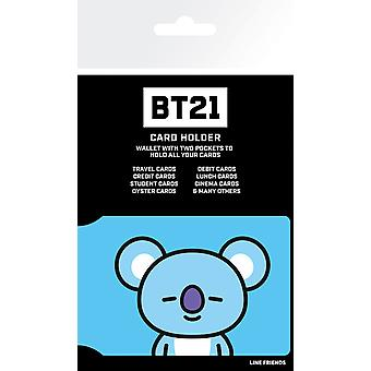 BT21 Koya Card Holder