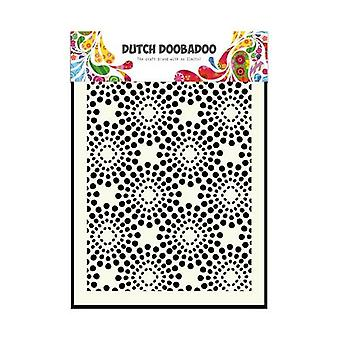 Dutch Doobadoo A5 Mask Art Stencil - Grunge #715032