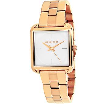 Michael Kors Mujeres's Lago White Dial Watch - MK3645