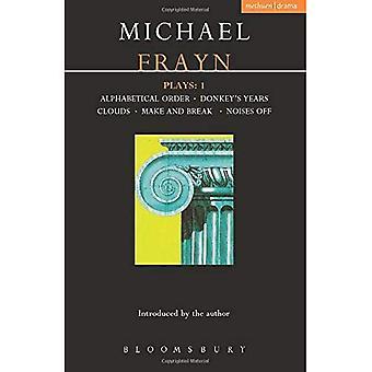 Plays: alfabetische volgorde, ezels ' jaar, wolken, maken en breken, geluiden uit vol 1 (Methuen wereldtoneel dramatisten)