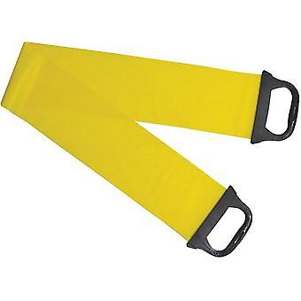 Aidapt fitnessband weerstandband - geel