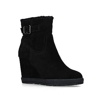 Aldo Womens Praolith Suede Closed Toe Ankle Fashion Boots