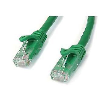 Startech 5M Green Snagless Utp Cat6 Patch Cable
