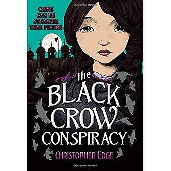 De zwarte kraai Conspiracy (Penelope Tredwell Mysteries)