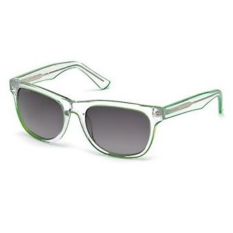 Dsquared2 men's okulary przeciwsłoneczne, zielone 27c