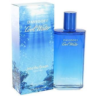 Cool water into the ocean eau de toilette spray by davidoff 503153