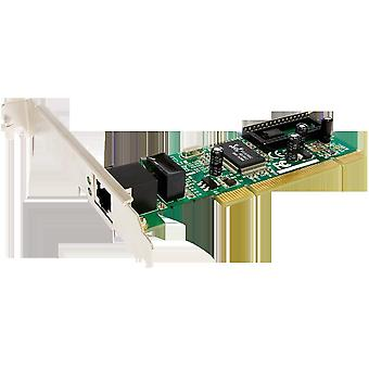 Edimax Gigabit Ethernet 32-bit PCI Card With Low Profile Bracket