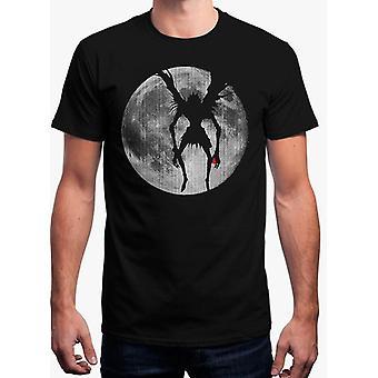 An apple a day black t-shirt