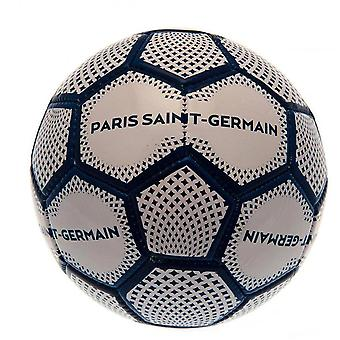 Paris Saint Germain Diamond Mini Leather Ball