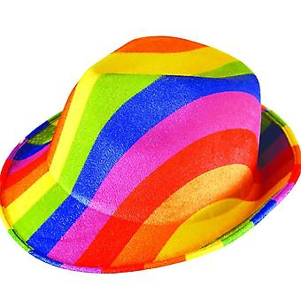 Wicked Costumes Hat Gangster Pride Adult