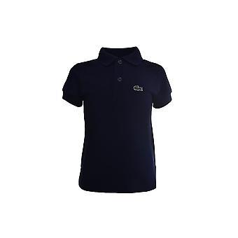 Lacoste Boys Lacoste Kids Dark Blue Polo Shirt
