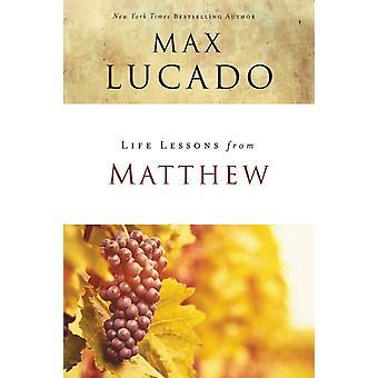 Max Lucadon elämän oppitunnit Matthew'lta