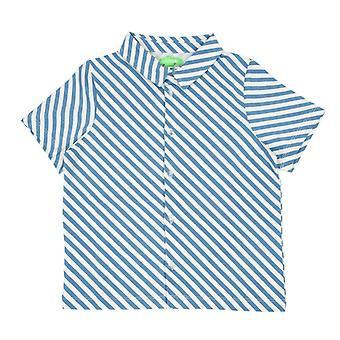 Lily Balou Shirt Julian Jeff Diagonal Stripes